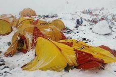 Tiga Pendaki yang Hilang di Everest Diyakini Bisa Bertahan di Kondisi Ekstrem