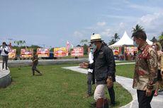 Ridwan Kamil Gagas Pasar Terapung di Green Canyon Pangandaran