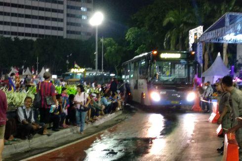 Malam Takbiran, Transjakarta Beroperasi hingga Pukul 02.00