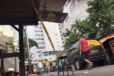 Potongan Tubuh di Belakang Mall Ambassador, Polisi: Jatuh dari Apartemen, Diduga Bunuh Diri