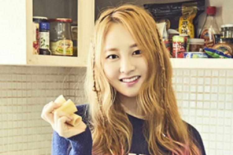 Taeha, personel girlband K-pop MOMOLAND