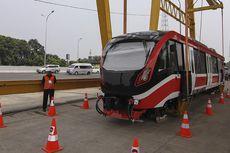 Beroperasi Penuh 2021, Ini Fakta-fakta LRT Jabodebek