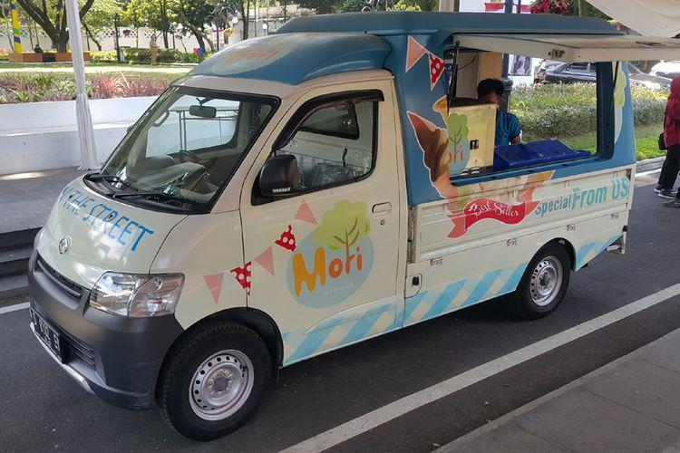 Salah satu model Daihatsu Gran Max Moko yang siap menginspirasi pelaku usaha kecil menengah.