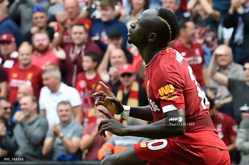 Highlight Norwich Vs Liverpool, Sadio Mane Pecah Kebuntuan The Reds