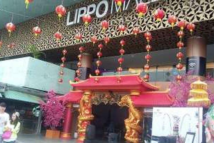 Lippo Mall Kuta Bali