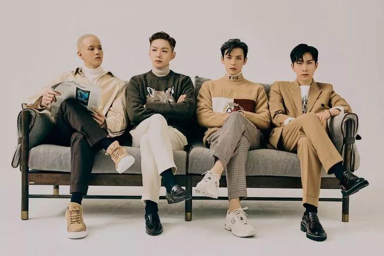 Boy group BTOB