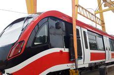 Beroperasi 2021, Berapa Kapasitas Penumpang LRT Jabodebek Tahap I?