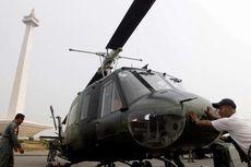 Helikopter TNI AD Hilang Kontak di Nunukan