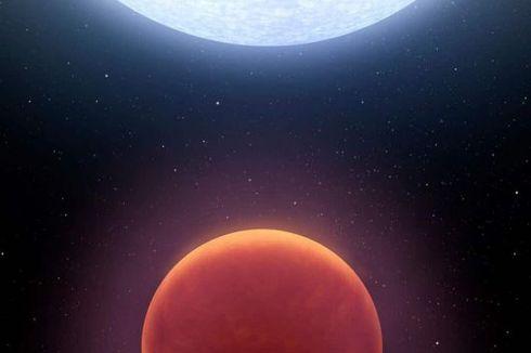 Planet Terpanas Ditemukan, Suhu Permukaannya 4.300 Derajat Celcius