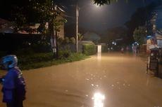 Banjir di 5 Desa Jatinangor, Jalur Sumedang-Bandung Lumpuh, Ribuan Rumah Terendam