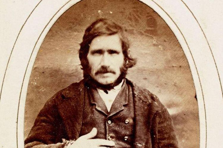 Myles Joyce dihukum gantung pada Desember 1882. (Perpustakaan Nasional Irlandia via Sky News)