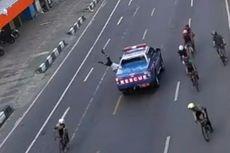 Alasan Sopir Mobil Rescue Kabur Setelah Tabrak Pesepeda di Makassar