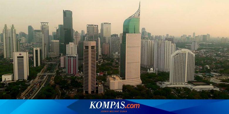 Lima Gedung Tertinggi Di Indonesia Hingga 2020 Halaman All Kompas Com