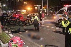 Jadi Korban Begal di Depan Kantor Walkot Semarang, Seorang Pemuda Tewas