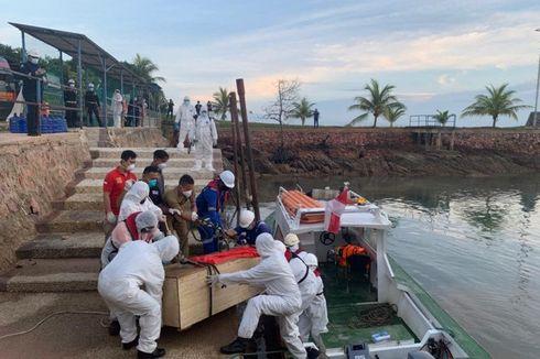 Kemenlu Pulangkan 1 Jenazah dan 6 ABK dari Kapal Berbendera China