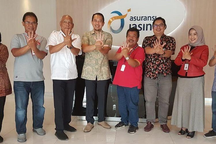 Sinergi BUMN, Telkom dan Jasindo Saling Barter Layanan