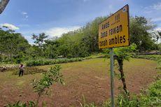 Fenomena Sinkhole di Gunungkidul, Pakar: Perlu Pemetaan Goa Bawah Tanah
