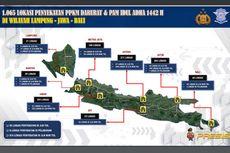 Idul Adha, 1.065 Titik Penyekatan Disiapkan dari Lampung sampai Bali