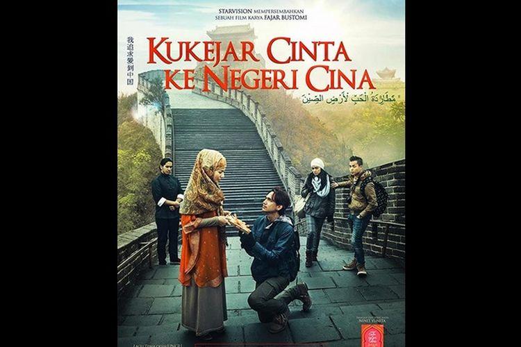 Film Kukejar Cinta ke Negeri Cina.