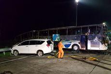 Rem Blong Bus Kramat Jati, Penyebab Kecelakaan GT Kalikangkung