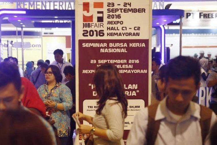 Job fair di Jakarta