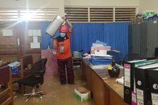 Hujan Deras Guyur Ponorogo, 40 Rumah dan Kantor Dishub Terendam Banjir