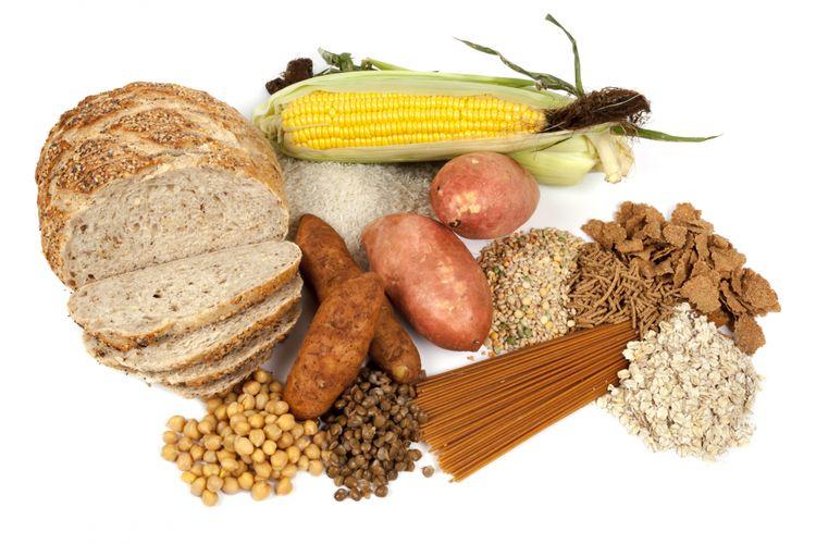 ilustrasi karbohidrat kompleks