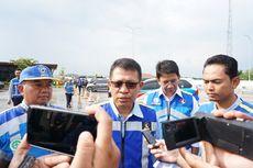 Cegah Kecelakaan Libur Natal dan Tahun Baru, Tol Madiun-Surabaya Dipasang