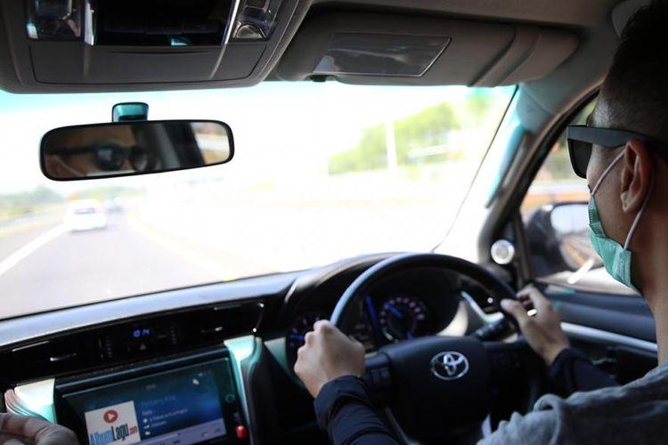 Berkendara Toyota Fortuner VRZ, di Merapah Trans Jawa 4 2019