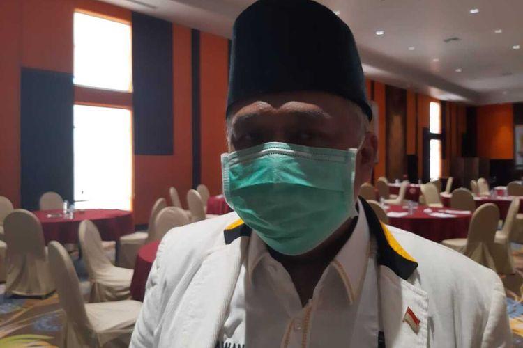 Ketua DPW PKS Jatim Irwan Setiawan