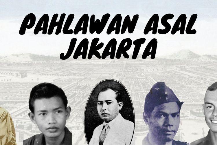 Pahlawan asal Jakarta