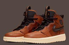 Melihat Air Jordan 1 React, Sneaker