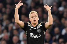 Van de Beek Buka Suara Terkait Rumor Gabung ke Real Madrid