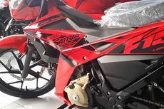 Ini Penampakan Warna dan Desain Baru Suzuki Satria F150
