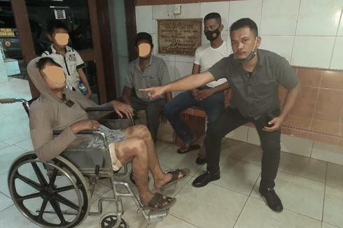 Video Viral Seorang Wanita Dianiaya Pacar, Leher Dirantai dan Sekujur Tubuh Lebam