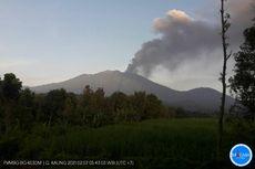 Bandara Banyuwangi Masih Tutup karena Abu Vulkanik Gunung Raung
