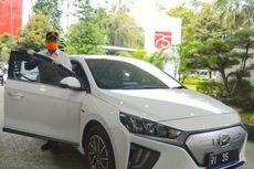 Intip Spesifikasi Mobil Listrik Kendaraan Dinas Menteri Perhubungan