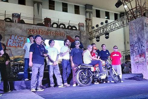 Kustomfest 2019 Resmi Dibuka, Yogyakarta Sebar Virus Kreatif