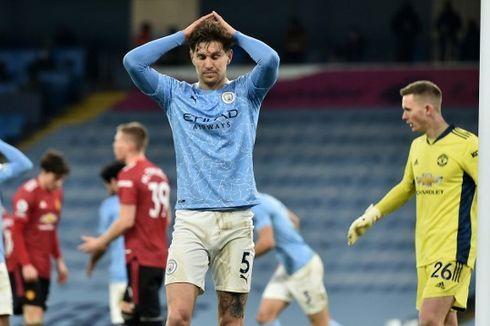 Man City Vs Man United, Serangkaian Rekor Man City yang Berakhir