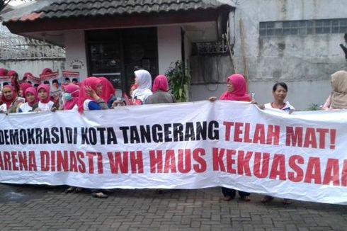 Pasangan Arief-Sachrudin Siapkan 20 Pengacara Gugat KPUD