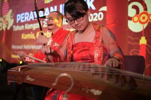 Saat Barongsai dan Musik Tionghoa Hadir Kali Pertama Masuk Kemendikbud