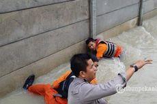 Pengantin Baru Tewas Terseret Banjir, Tangannya Sempat Dipegang Suami Sebelum Terlepas