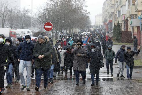 Gagal Gulingkan Presiden, Massa Demo Belarus Ganti Taktik