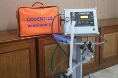 Lulus Uji Klinis, UI Siap Distribusikan Ventilator COVENT-2020 ke Rumah Sakit