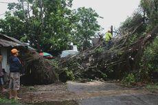 Hujan Deras Disertai Angin Kencang Rusak 21 Rumah di Banjar, Kalsel
