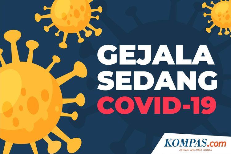Gejala Sedang Covid-19