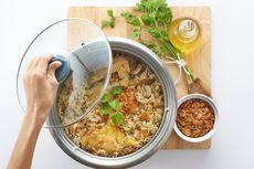 Festival Nasi Online di Blibli, Ada 250 Masakan Nasi yang Bisa Dibeli