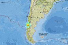 Gempa Bumi Berkekuatan 7,7 SR Landa Cile