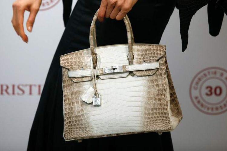 Tas Hermes Birkin dengan harga fantastis