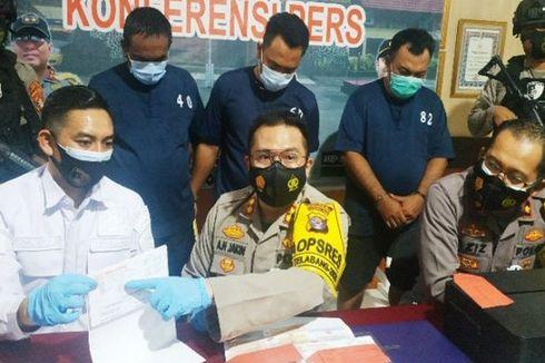 Pemalsu Surat Hasil Rapid Test di Kalteng Ditangkap Saat Hendak Terbang ke Surabaya